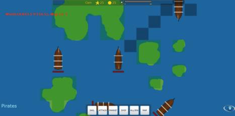 Pirates Screenshot 3-10-2010